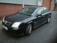 Factory Dual fuel car Vauxhall Vectra 1.8