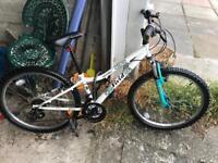 """Apollo Vivid 24"""" Mountain Bike"""