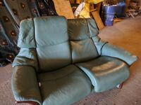 Stressless 2 Seater sofa