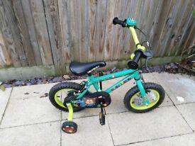 Marvin the Monkey 12inch bike