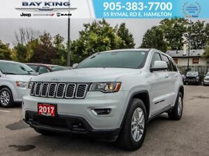 2017 Jeep Grand Cherokee 4X4, BACK UP CAM, BLUETOOTH, REMOTE STA