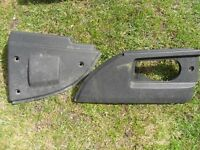 AUDI TT ENGINE BAY COVERS ��15 ONO