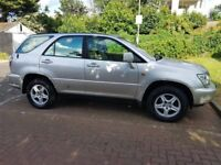 2002 Lexus RX 300 3.0 SE 5dr Automatic @07445775115