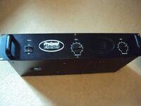 PA Amplifier by Prosound 400watt Stereo, rack mountable