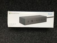 Brand New Sealed Microsoft Surface Dock Model 1661 Surface Pro 3/Pro 4/Surface Book/Book 2 & Pro