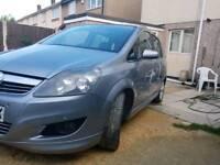 Vauxhall zaphira