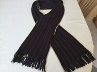 Lovely Gents Scarf in Very Good Condition - Only Worn a Few Times