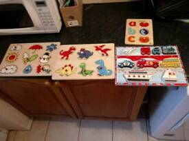 Children puzzle