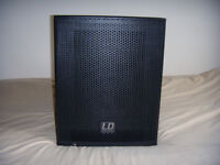 FOR SALE ACTIVE subwoofer LD 28 400W 2YEAR WARRANTY