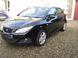 2009 Seat Ibiza Sport 84 Petrol 3 Door Clean Car For Year.