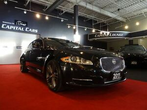 2011 Jaguar XJ L / SUPERCHARGED / NAVIGATION