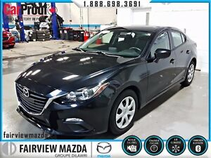 2016 Mazda MAZDA3 GX AC/Backup camera/*$65/semaine