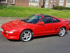 Toyota mr2 mk2 VERY CLEAN AND DRIVES GREAT