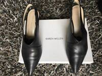 Karen Millen kitten heels