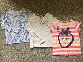 Girls 3-4 yrs tops & trousers