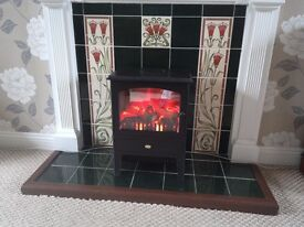 DIMPLEX WOODBURNER STYLE HEATER