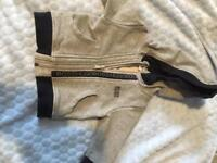 Hugo Boss Zipper and shorts set