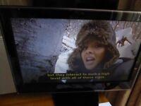 "TOSHIBA 22"" TV/DVD COMBI"