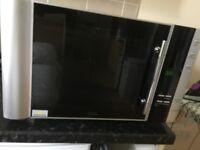 900W Combination Microwave