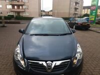 LOW MILEAGE AND LOW ROAD TAX VAUXHALL CORSA 2010,5DR ,MOT TILL MAY 2019.GREAT CONDITION