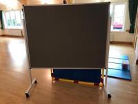 Large Notice Board