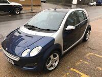 Smart ForFour 1.5 72K Miles Lovely Little Car