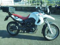 2010 BMW F650GS 30th Anniversary Edition – 800cc Twin cylinder.