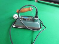 Dowsings electric Snooker/Billiard Irons