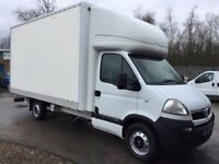 Man & Van-CHEAPEST LONG DISTANCE REMOVALS-Transit & Luton Van