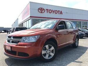 2013 Dodge Journey One owner, 90 Days No Payments O.A.C.