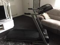 Roger black motorised treadmill