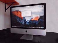 Early 2009 24 Apple iMac Core 2 Duo 2.93ghz 8GB RAM 500GB HDD Nvidia 130M GPU