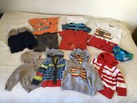 Bundle of baby boys clothes 3-6 months (summer)