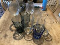 Selection of Glasses collect from Lewes