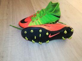 Nike hypervenom football boots size 5. 5