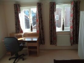 Double room To Let In Cringleford Roundhouse Park