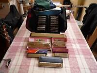 Harmonica job lot. Please read add.