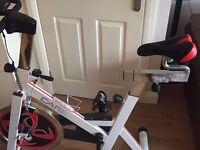 Pro Racer Studio Exercise Bike - Pickup Only