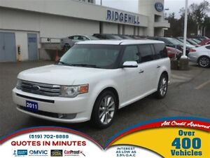 2011 Ford Flex LIMITED | ROOF | LEATHER | KEYLESS ENTRY