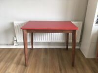 Mid century Formica kitchen table