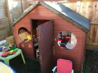 Free - Wendy house, play shed