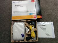 Netgear DG834G wireless router