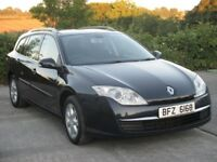 very clean 2010 renault laguna 2.0 dci estate.long mot