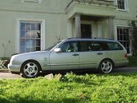 Mercedes E430 Estate Avantgarde Auto - seven seater