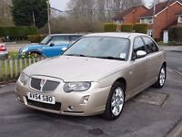 2004/54 ROVER 75 2.0 CDTi CONNOISSEUR SE - ONLY 90,000 MILES - FSH - MOT MARCH 18 - IMMACULATE