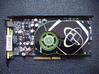 Used NVIDIA GeForce 6800 XTreme, 256MB DDR3, AGP8x, Dual DVI Graphics Card