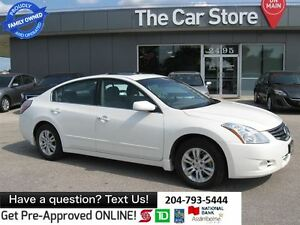 2010 Nissan Altima 2.5 S (CVT) - SUNROOF, HEATED SEATS, 1-OWNER
