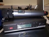 Like new Sennheiser Cordless. XS Wireless Mic