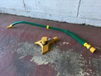 Hoselock Lawn Sprinkler and Hose Spray Attachment (New) – Collect Only
