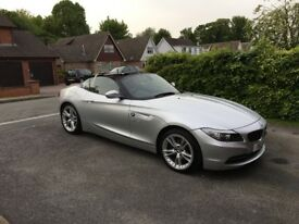 BMW Z4 in execellent condition and Low mileage